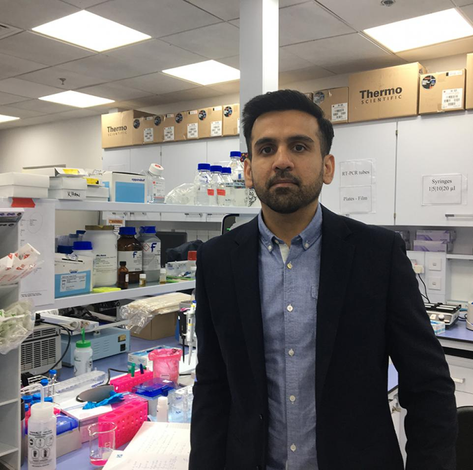 HBKU College of Health and Life Sciences Faculty Member Elected to Prestigious Biology Council