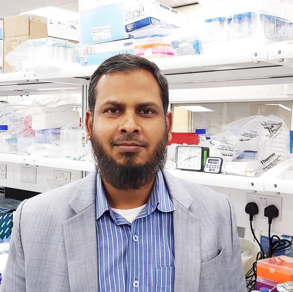 HBKU's College of Health and Life Sciences Professor Has Cell Research Published in Leading Medical Journal
