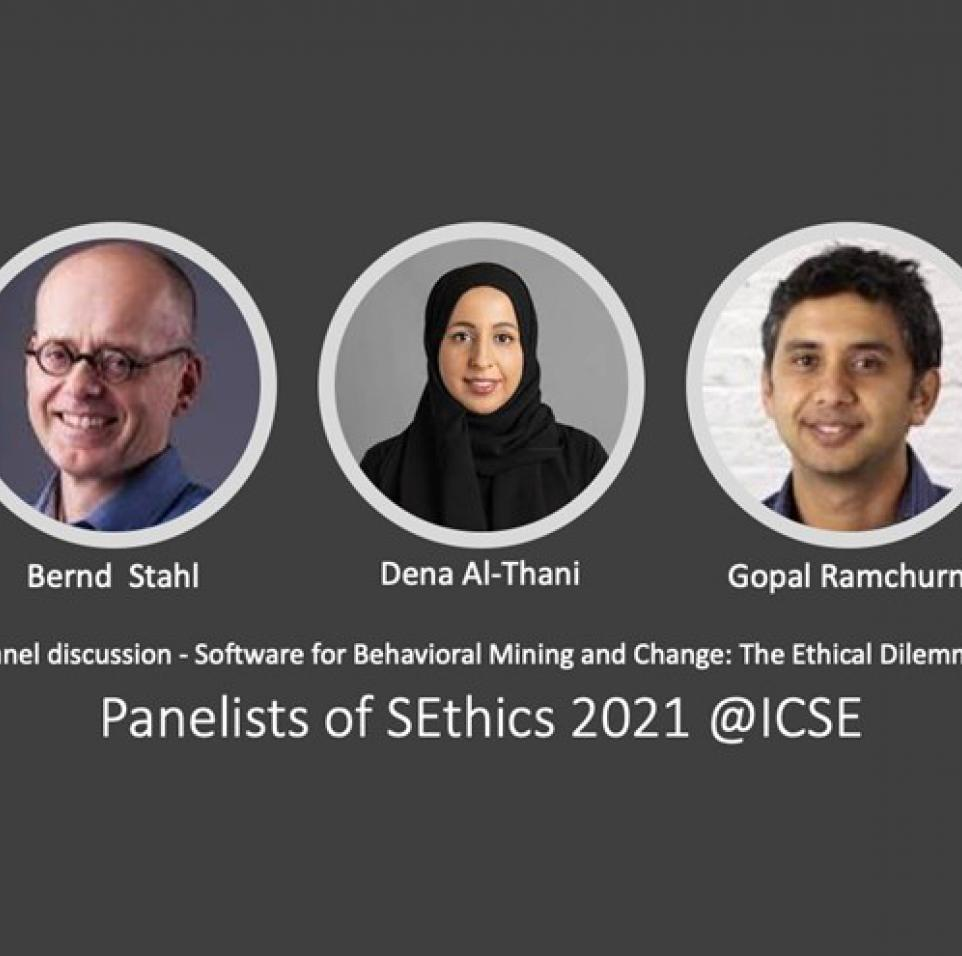 HBKU's College of Science and Engineering Faculty Chart a Course for Ethical Software Engineering at International Workshop