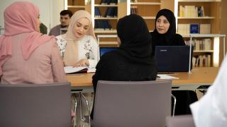 اللقاء التعريفي لكلية الدراسات الإسلامية