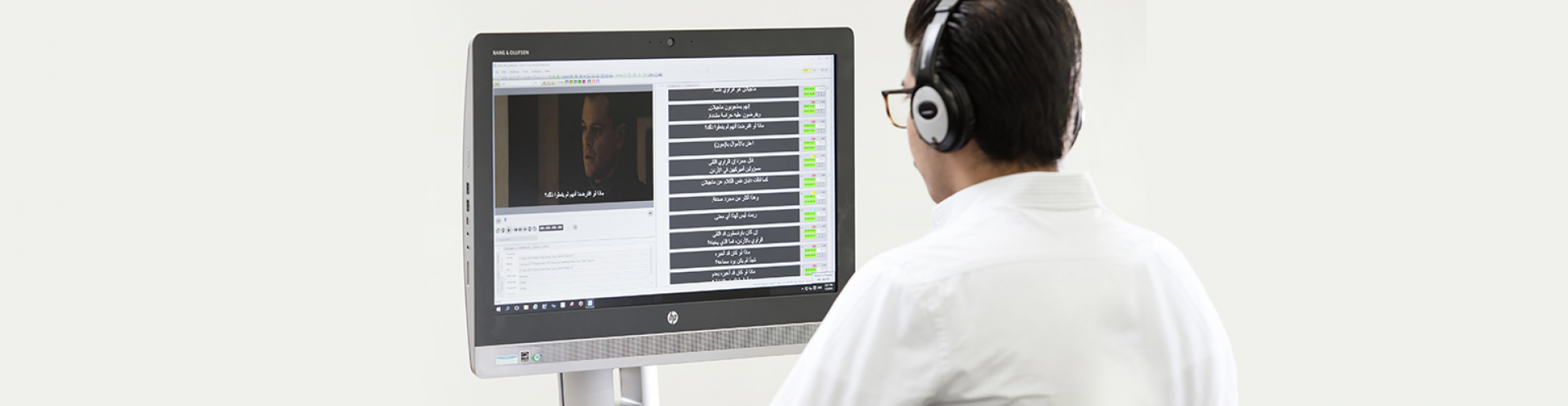 Master of Arts in Audiovisual Translation