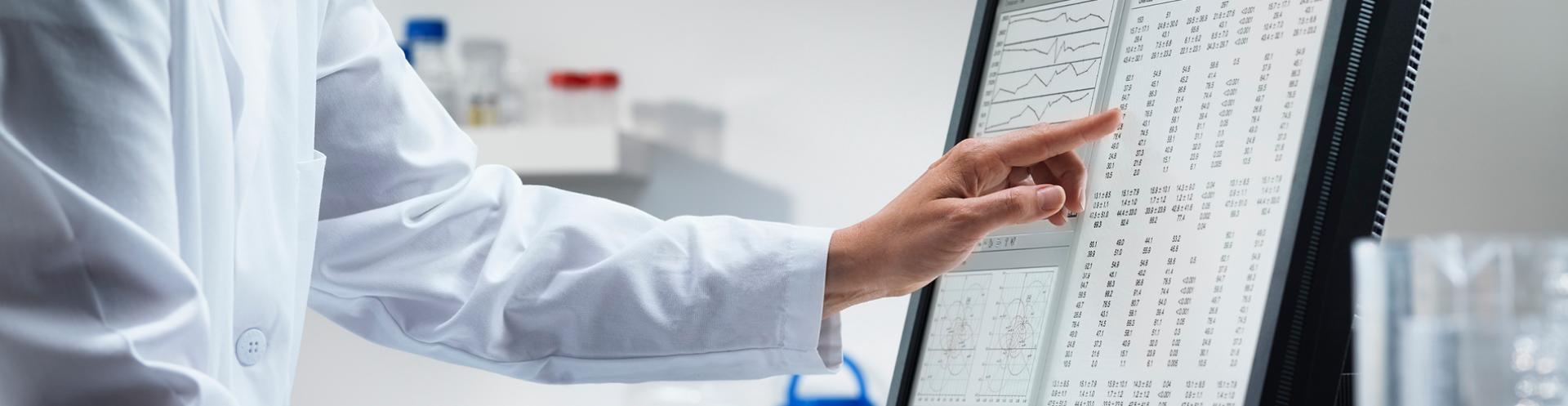 ماجستير في علم الجينوم والطب الدقيق
