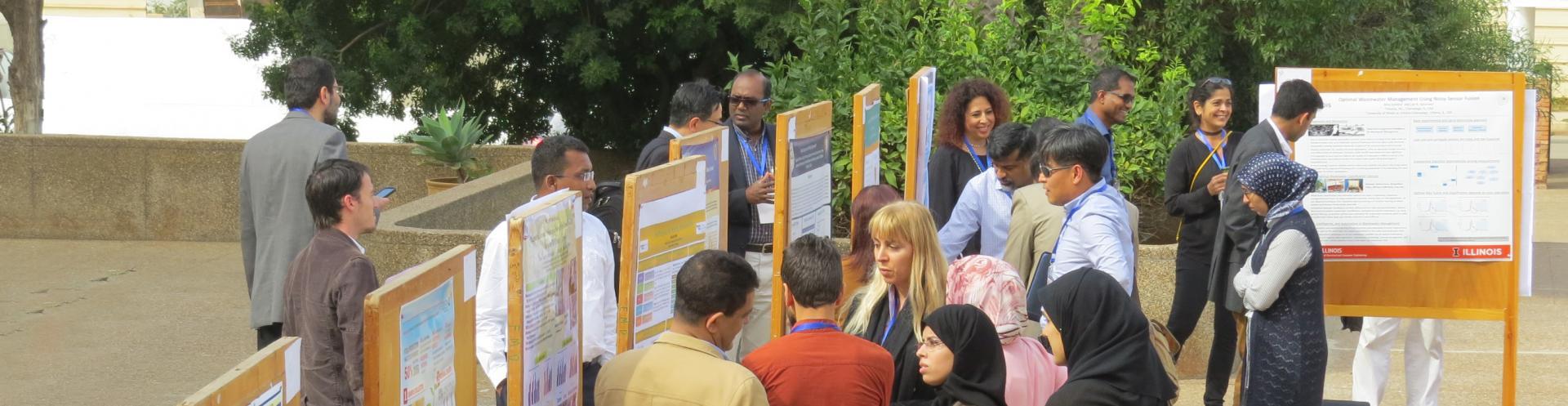المؤتمر الثامن للرواد العرب و الأمريكان في العلوم والهندسة والطب