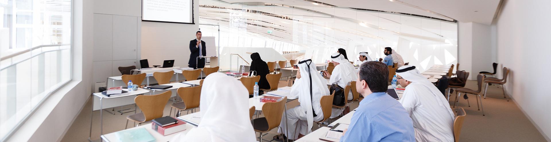 الجلسات التعريفية لبرامج الدراسات العليا ٢٠٢٠