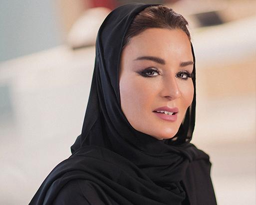 صاحبة السمو الشيخة موزا بنت ناصر