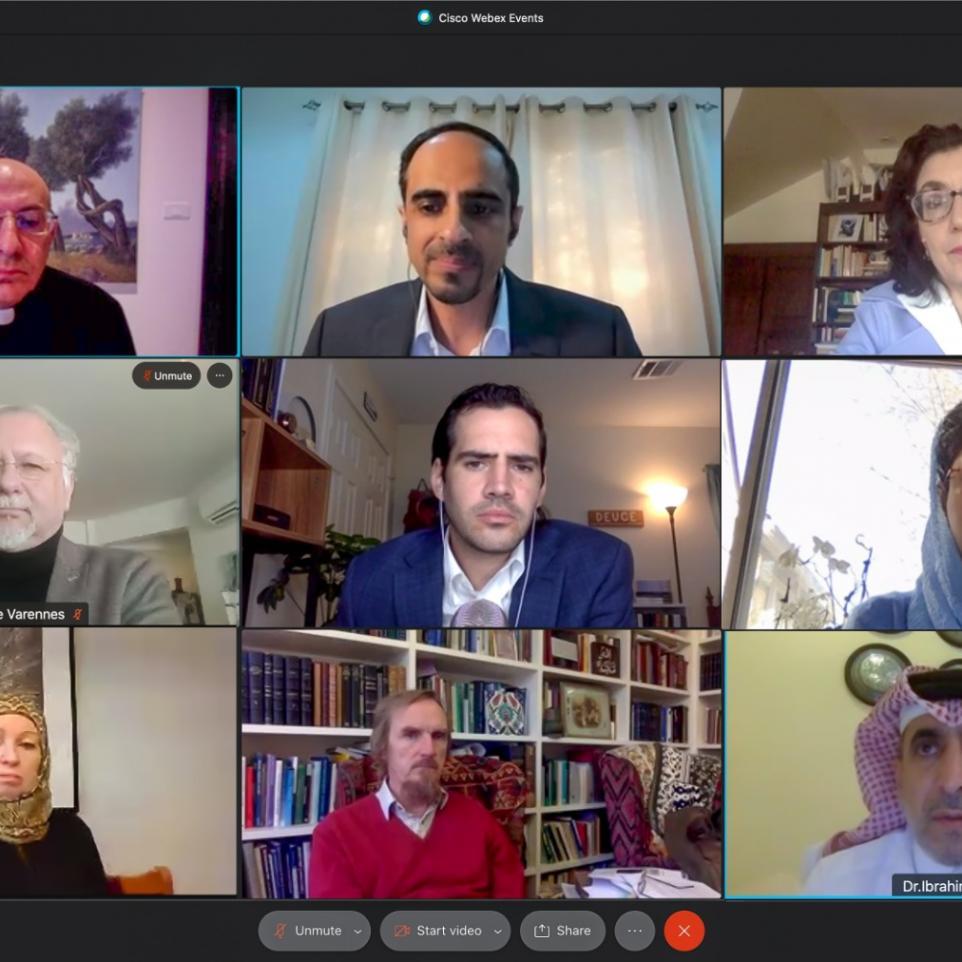 Doha International Center for Interfaith Dialogue...