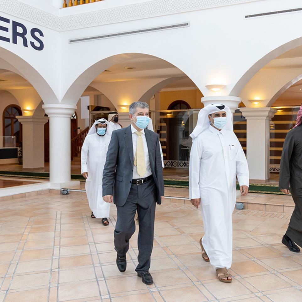KAHRAMAA and Hamad Bin Khalifa University Sign a...