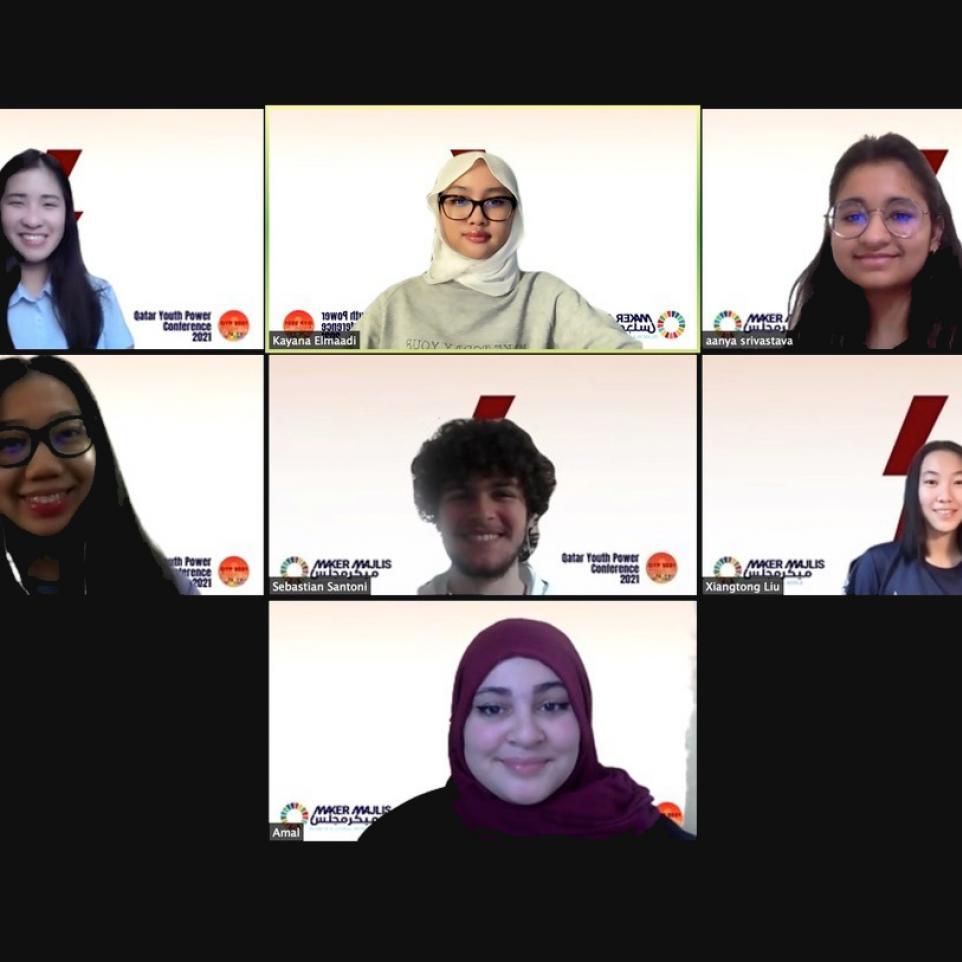 HBKU's Maker Majlis Collaborates with the Qatar Youth...
