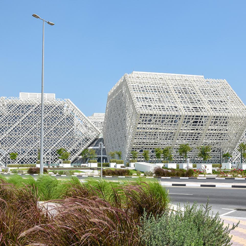 كلية القانون بجامعة حمد بن خليفة تستضيف ورشة عمل  حول...