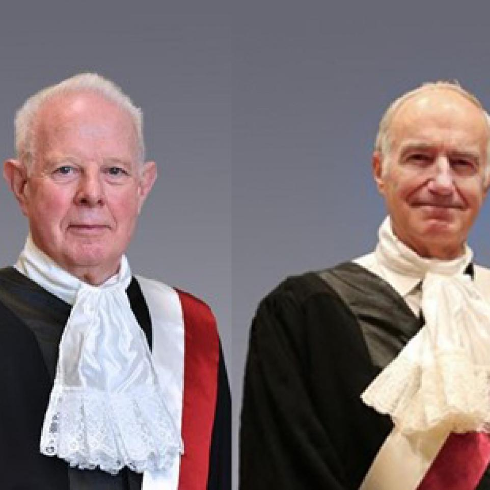College of Law Announces Lord Thomas of Cwmgiedd and Sir...