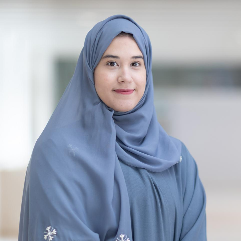 Exclusive Student Interview - Sumaia Yahya