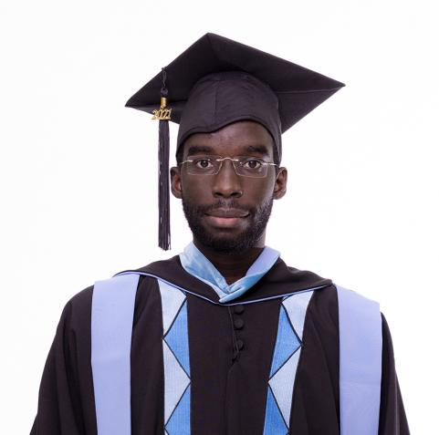 Exclusive Student Interview - Abdoul...