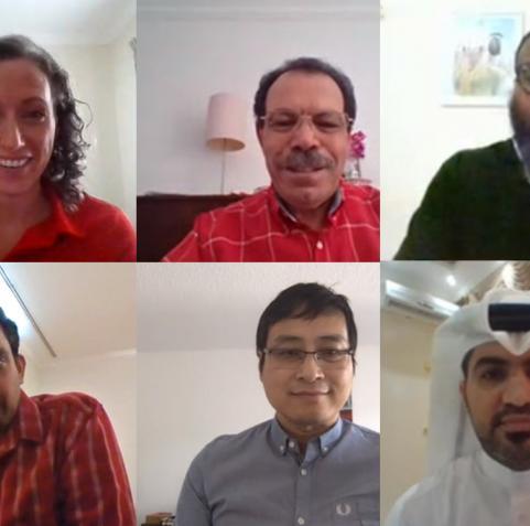 معهد قطر لبحوث البيئة والطاقة بجامعة...