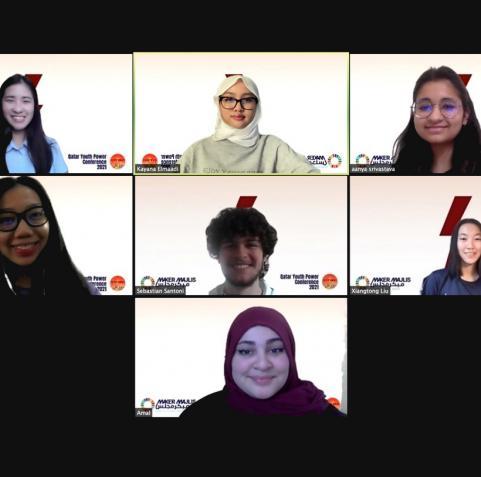 مؤتمر تمكين الشباب في قطر يسعى لتعزيز...