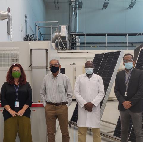 معهد قطر لبحوث البيئة والطاقة يقدم...