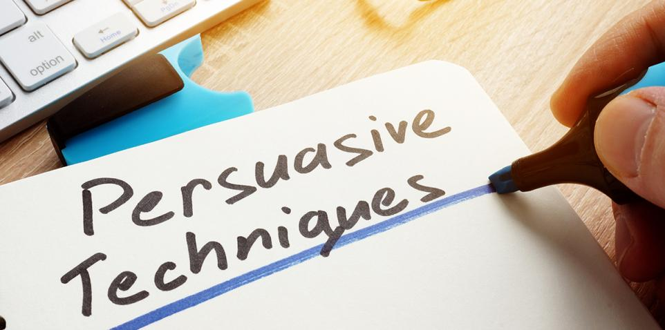 Can Technology Persuade and Help to...