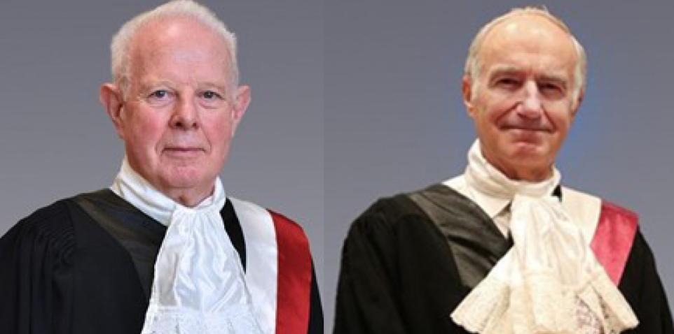 كلية القانون تختار اللورد توماس أوف...