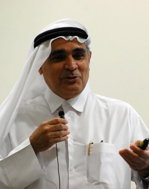 الدكتور أحمد المقرمد