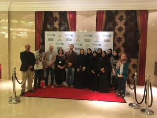 """HBKU and Doha Film Institute celebrate successful inclusive film screening of """"The Idol"""" at the 4th Ajyal Youth Film Festival"""