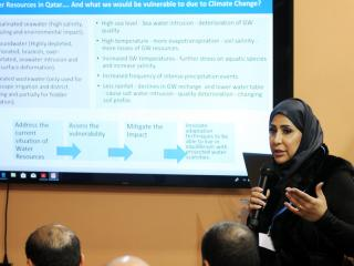 QEERI Showcases Sustainability Research at COP24